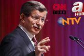 Ahmet Davutoğlu istifa etti, yandaş medya görmezden geldi!