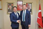 Ümit Kalko, AK Parti'ye üye oldu