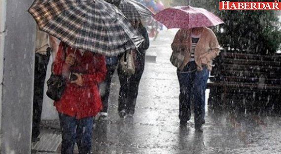 Uzmanlar Cuma günü için uyardı! Yağmurla sakın temas etmeyin