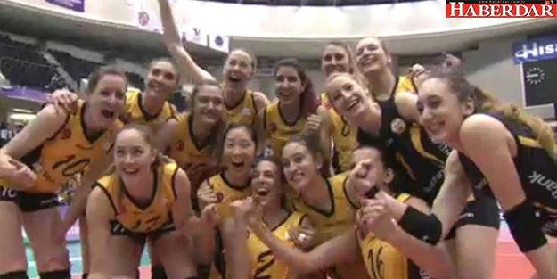 Vakıfbank Kadın Voleybol Takımı Dünya Kulüpler Şampiyonu Oldu