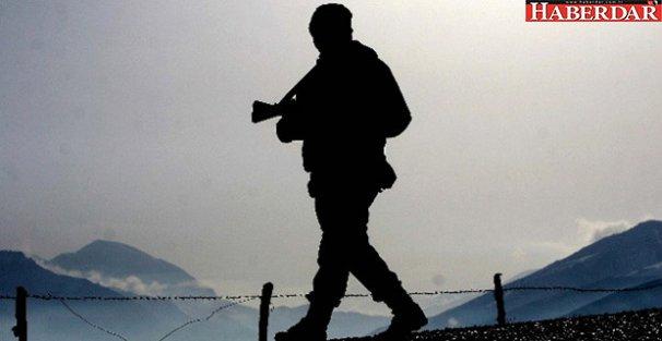 Van'da Çatışma: 1 Astsubay Şehit, 3 Asker Yaralı