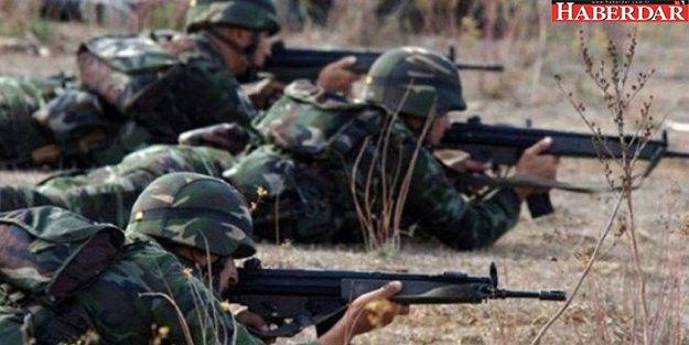 Van'da PKK'lılarla çatışma! 1 asler şehit