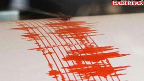 Van Gölü'nde korkutan deprem!