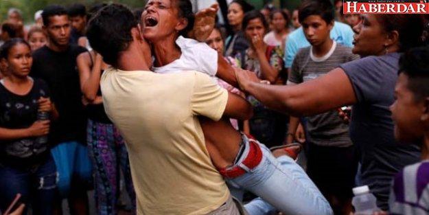 Venezuela'da Cezaevi Ayaklanmasında Yangın Çıktı: 68 Ölü