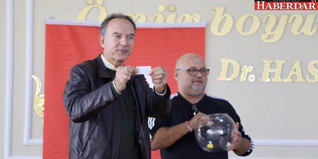 Veteranlar Şampiyonası Marmara Grubu kuraları çekildi