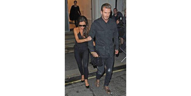 Victoria Beckham rezil oldu