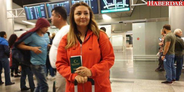 Vizesiz ilk Türk yolcu giriş yaptı