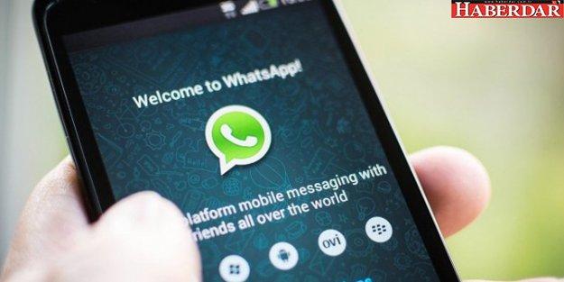 WhatsApp'a bir yeni özellik daha!
