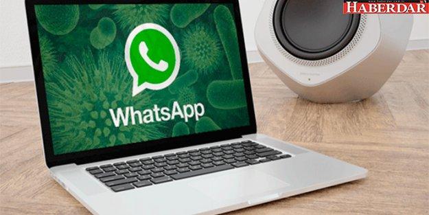 WhatsApp Web'e yeni bir güvenlik önlemi geldi