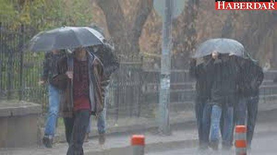 Yalancı Bahar Bitti! Sıcaklık 8 Derece Azalıyor, Yağış Kapıda