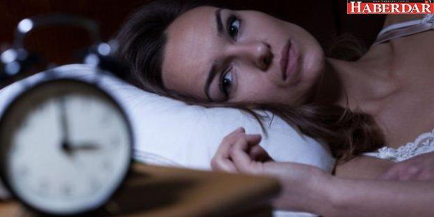 Yatağa yatıp uykunuz gelmediğinde bunları yapın!