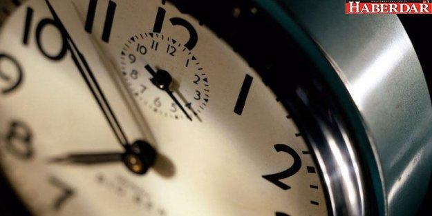 Yaz saati uygulaması 2017'de değişecek mi?