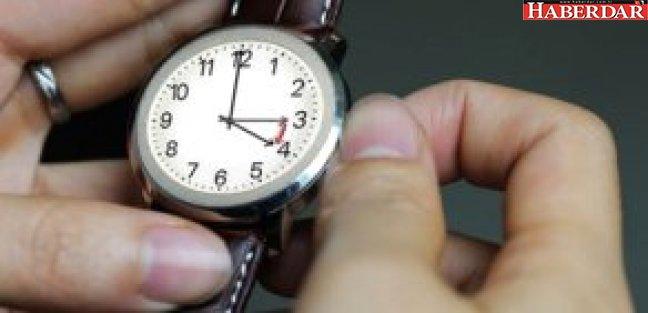 Yaz Saati Uygulaması 27 Mart'ta Başlıyor