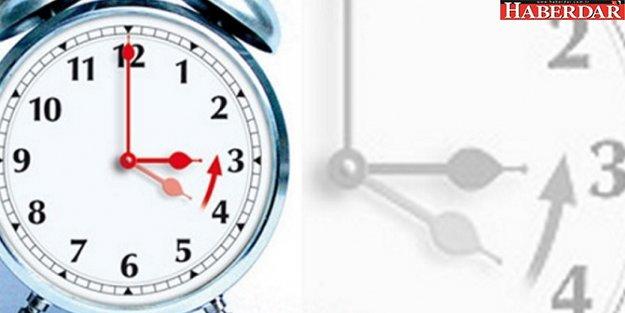 Yaz saati uygulanmasında inat edildi! Valilikten yeni çözüm