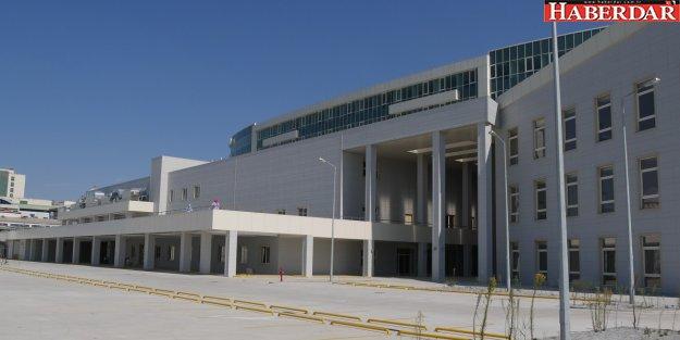 Yeni devlet hastanesi hizmete hazır