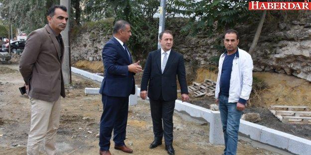 YENİ MAHALLE'YE DÖRT YENİ ŞEHİR PARKI