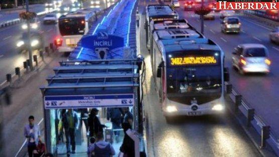 Yeni metrobüs hattı geliyor