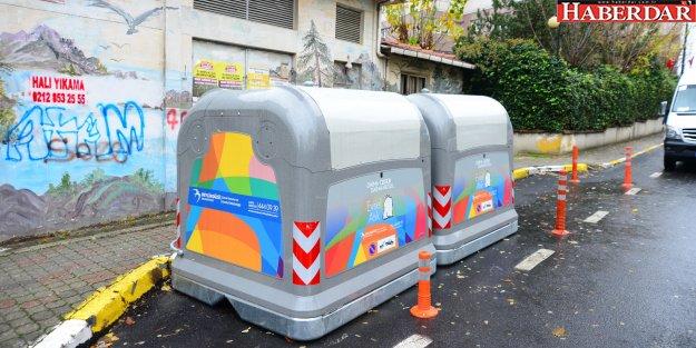 Yeni nesil konteynerların adedi 300'e çıktı