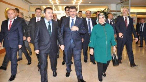 Yeni Vali İstanbul'a geldi