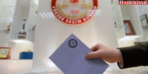 Yerel seçim öncesi ilk anket: AK PARTİ YÜZDE 35#039;E DÜŞÜYOR