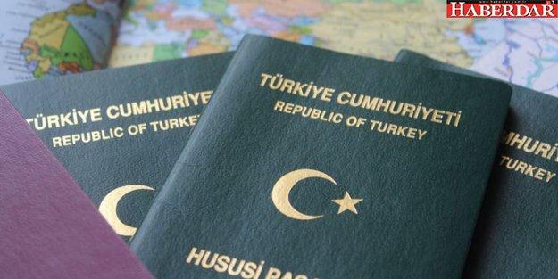 Yeşil ve gri pasaportu olanlara kötü haber!