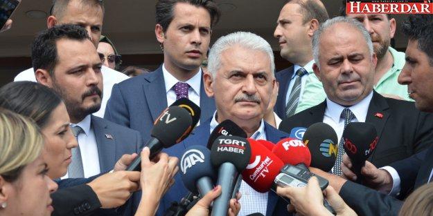 Yıldırım: İstanbul'un geleceğini konuşacağız