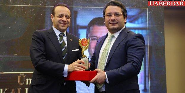 """YILIN EĞİTİMCİSİ; 'ÜMİT KALKO"""""""
