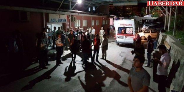 Yine aynı kışla! 15 asker hastaneye kaldırıldı