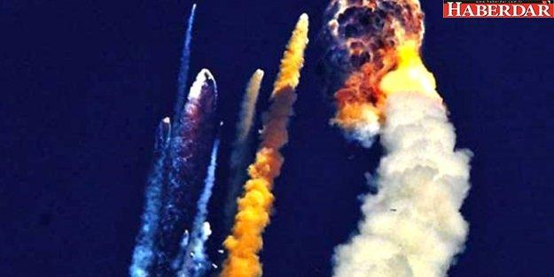 Yolundan Sapan Uydu, Türkiye'ye Düşecekken Havada Patlatıldı