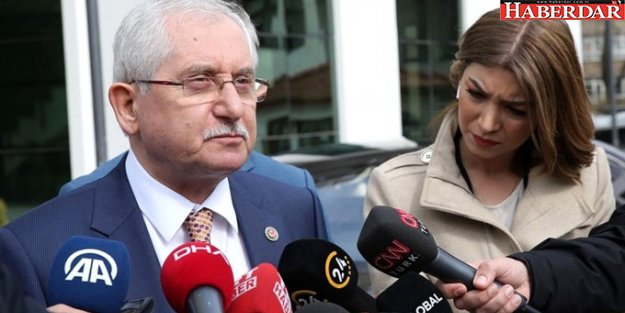 YSK Başkanı Sadi Güven: Dosyaların İçeriği ile İlgili Bilgi Vermeyeceğiz
