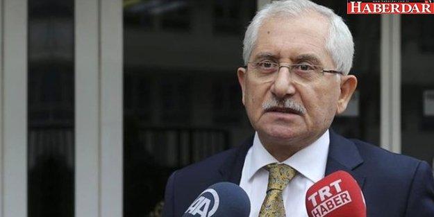YSK Başkanı Sadi Güven: Mazbatalar İçin Sonuçları Bekliyoruz