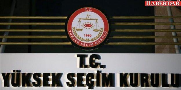 YSK'da İstanbul görüşmesi bugün