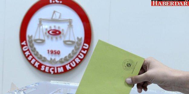 YSK'dan AK Parti'nin bir itirazına ret