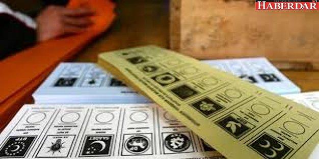 YSK Oy Pusulası Basmaya Başlıyor