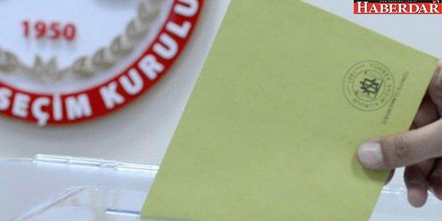 YSK, yerel seçime ilişkin son tarihi duyurdu!