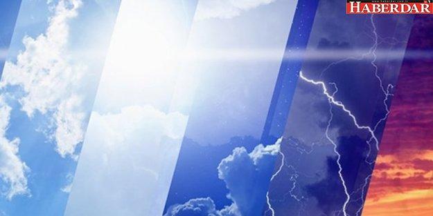 Yurtta bugün hava nasıl olacak?