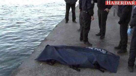Zeytinburnu'nda  ceset şoku!