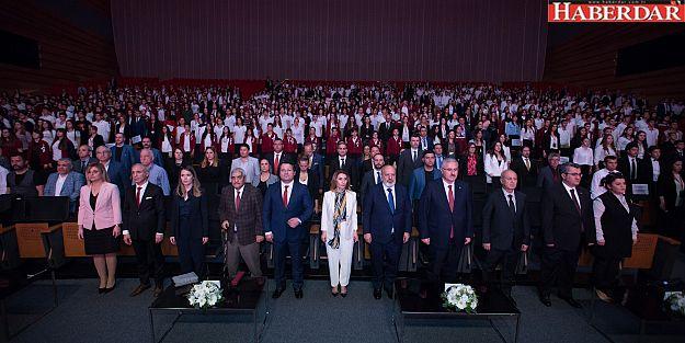 Zirvedekiler 3 bine yakın öğrenciyle Ankara'da gerçekleşti.