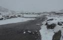 Rize beyaza büründü: Kar kalınlığı 20 santimetreye...