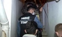 Silivri'de uyuşturucu operasyonu