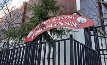 CHP'li belediyenin spor tesislerine el konuldu
