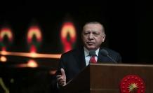 Cumhurbaşkanı Erdoğan: Dilini kaybeden millet hafızasını, benliğini ve hatta inancını kaybeder