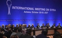 Dışişleri Bakanlığı'ndan on beşinci tur Astana görüşmeleri hakkında açıklama
