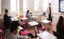 MEB okullarda yapılacak yüz yüze eğitime daire detayları açıkladı
