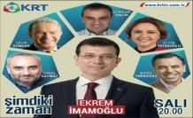 İstanbul Büyükşehir Belediye Başkanı Ekrem İmamoğlu: Şimdiki Zaman'da