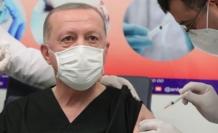 Erdoğan'ın '3 doz aşı oldum' sözlerinin ardından Prof. Dr. Mehmet Ceyhan'dan açıklama