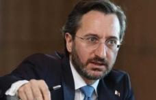 Fahrettin Altun bir kez daha basını hedef aldı: İzin vermeyeceğiz