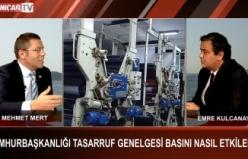 Mehmet Mert Cumhurbaşkanlığı'nın tasarruf genelgesini değerlendirdi