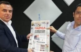 CHP 26. Dönem Milletvekili ve Gazeteci Barış Yarkadaş Damga'da.