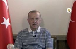 Cumhurbaşkanı Erdoğan: Kuzey-Güney Kıbrıs diye bir olay kalmadı